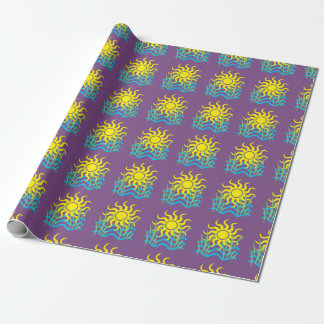 Sunshine Wrapping Paper