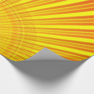 Sunshine! Wrapping Paper