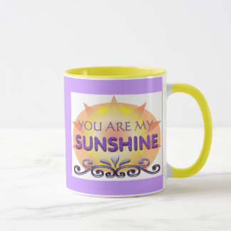 SUNSHINE, (you are my) Mug
