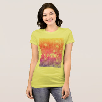 Sunshiny t shirt