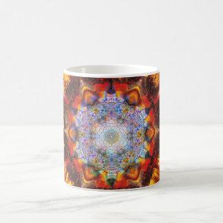 Sunshroom Flower Mug