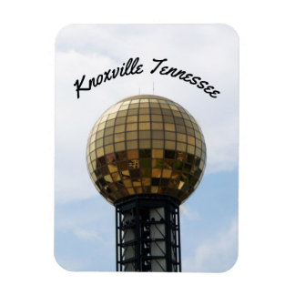 Sunsphere Knoxville Tennessee Magnet