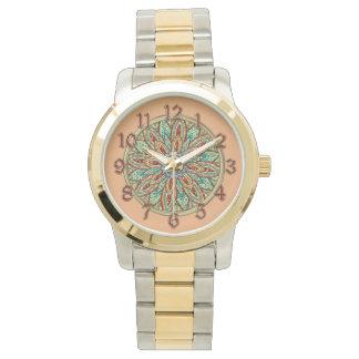 Sunstar Medallion Watch