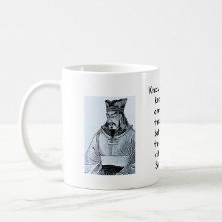 suntzu art of war coffee mug