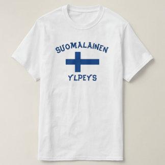 suomalainen ylpeys finnish pride T-Shirt