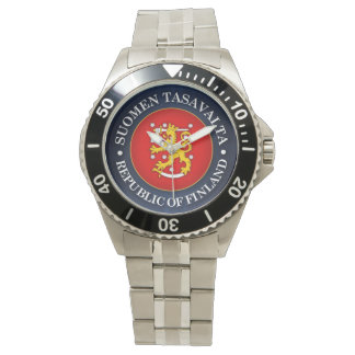 Suomen Vaakuna Wrist Watch