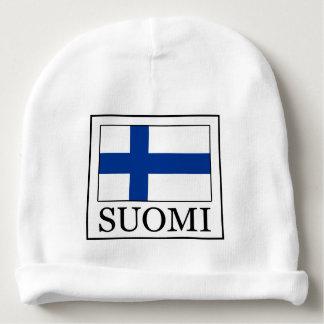 Suomi Baby Beanie