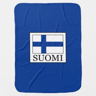 Suomi Baby Blanket