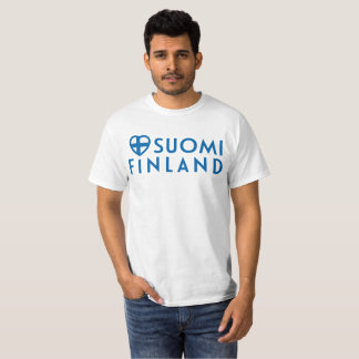 Suomi Finland with love T-Shirt