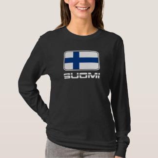 Suomi Flag T-Shirt