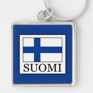 Suomi Keychain