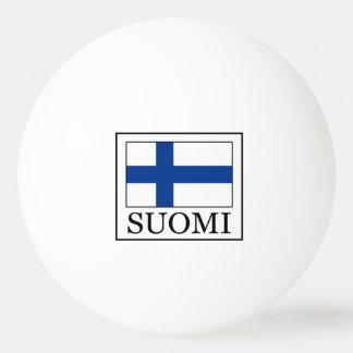 Suomi Ping Pong Ball