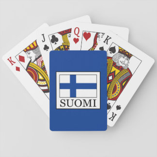 Suomi Playing Cards