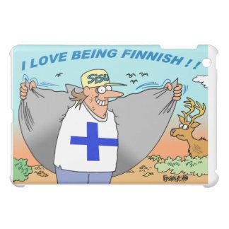 SUOMI | SUOMALAINEN | FINLAND | FINNISH iPad Cover
