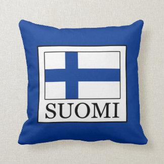 Suomi Throw Pillow