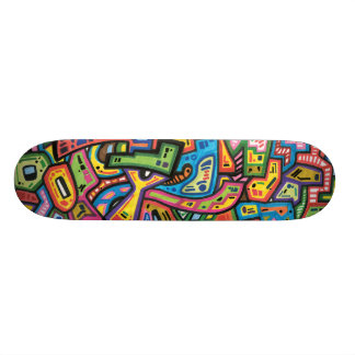 Sup#5 Skateboard design