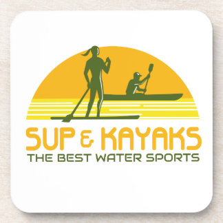 SUP and Kayak Water Sports Retro Coaster