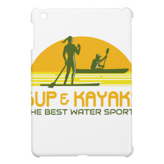 SUP and Kayak Water Sports Retro iPad Mini Cases