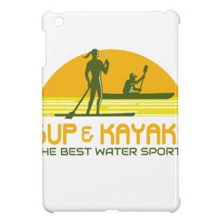 SUP and Kayak Water Sports Retro iPad Mini Cover