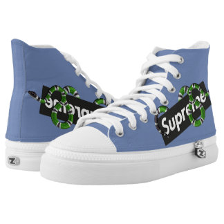 SUP AND SNAKE A HIGH TOPS