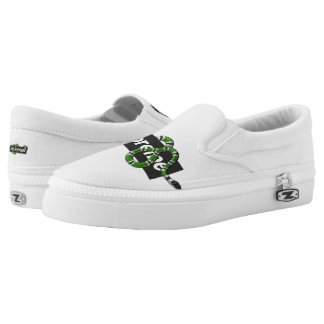 SUP AND SNAKE Slip-On SNEAKERS