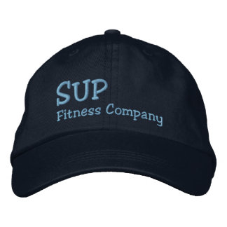 SUP Fitness Company Embroidered Hat