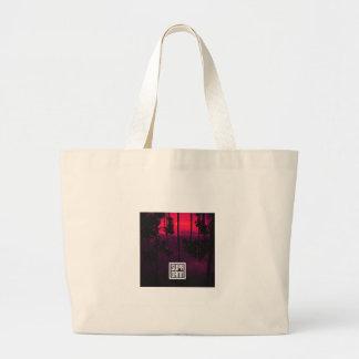 SUPADAMN Bleed Cover Art Large Tote Bag