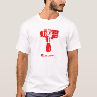 Super 8 Camera T-Shirt