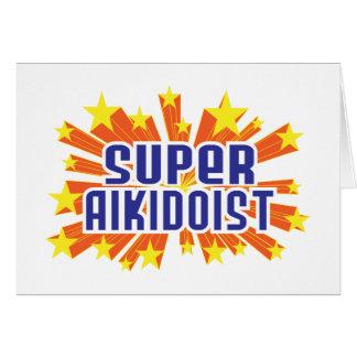 Super Aikidoist Card