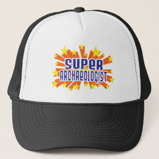 Super Archaeologist Trucker Hat