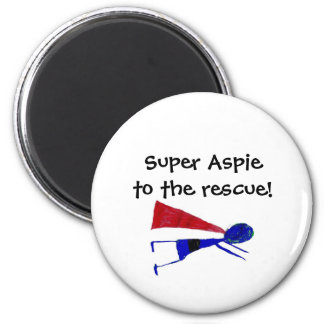 Super Aspie Magnet