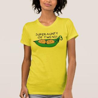 Super Aunty of Twins Pod Shirt