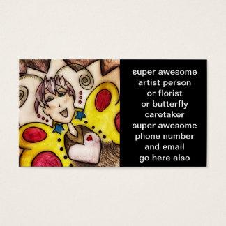 super awesome biz card