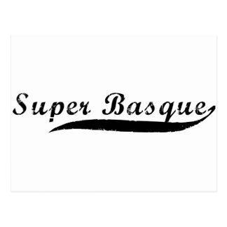 super Basque.png Postcard