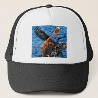 Super Bear Trucker Hat