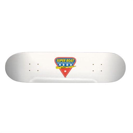 super boat Skateboard