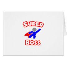 Boss Jokes Note Cards, Boss Jokes Greeting Card Templat