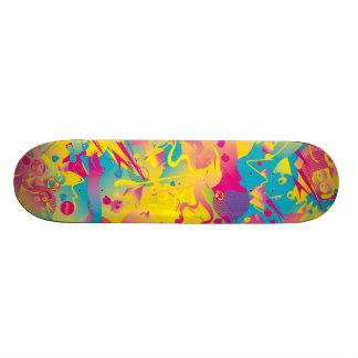 Super Bright Super Urban Aleloop Skateboard