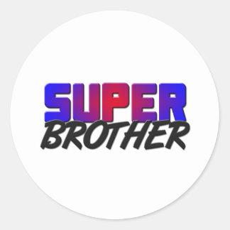 Super Brother Sticker