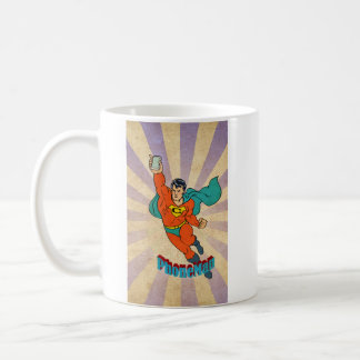Super Cell Phone Man Coffee Mug