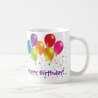 Super Cheery Happy Bitrhday Mug