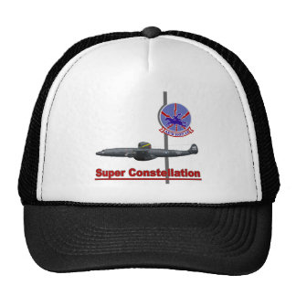 Super Constellation WV Ec-121 VW-13 Mesh Hat