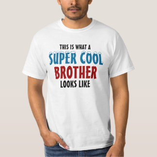 Super cool brother look like T-Shirt