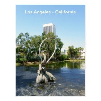 Super Cool Los Angeles Postcard! Postcard