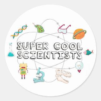 Super Cool Scientists Sticker