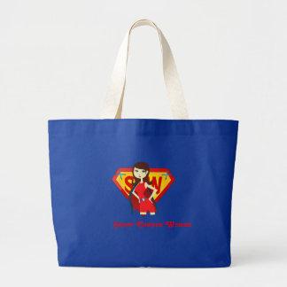 Super Coupon Woman Large Tote Bag! Jumbo Tote Bag