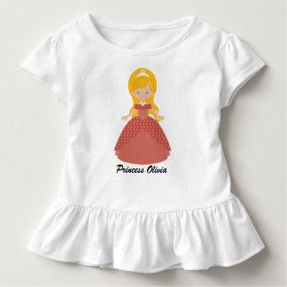 Super Cute Blond Princess Toddler T-shirt