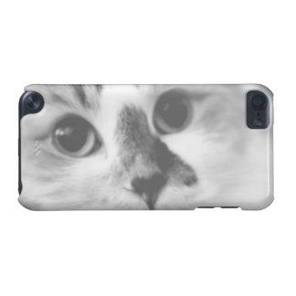SUPER CUTE Cat Closeup Portrait Photograph iPod Touch (5th Generation) Case