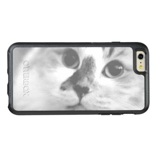 SUPER CUTE Cat Portrait Fine Art Photograph OtterBox iPhone 6/6s Plus Case