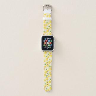 Super Cute Lemon Pattern Apple Watch Band